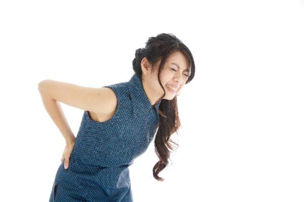 走ったら腰が痛いは要注意です!