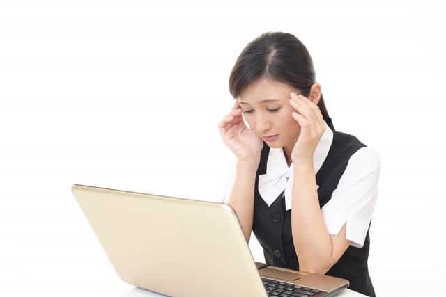 頭痛・偏頭痛原因